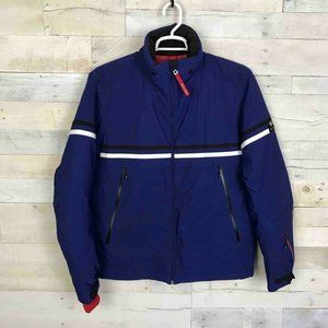 Bogner Fire Ice Jacket Blue Insulated M/L
